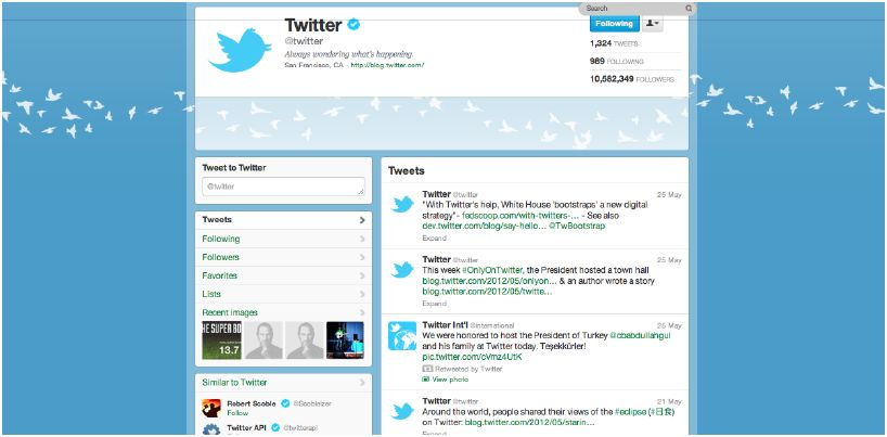 5 Tips to Optimise your new Twitter layout