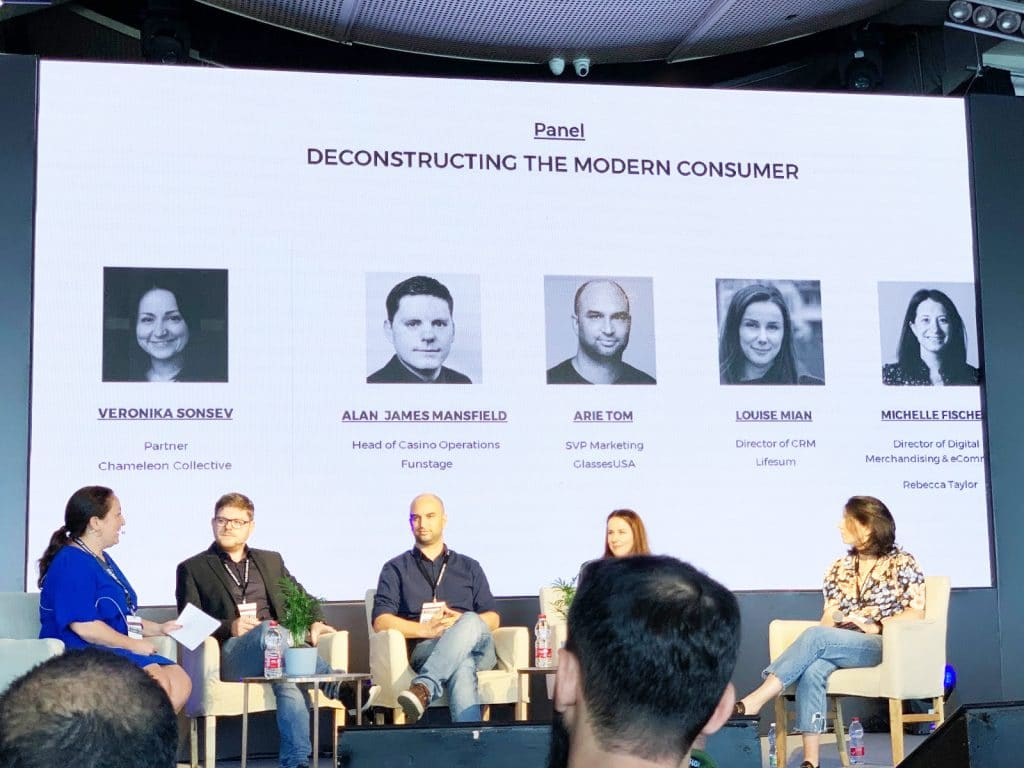 Customer-focused panel discussion at Post Funnel summit 2019