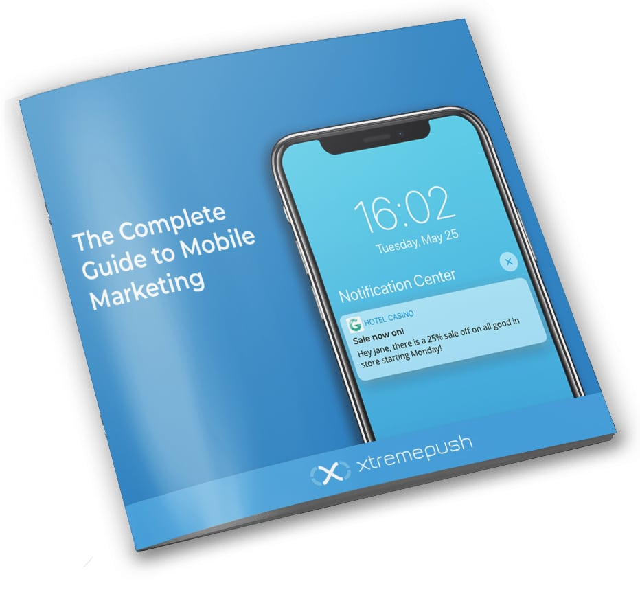 the complete guide to mobile marketing