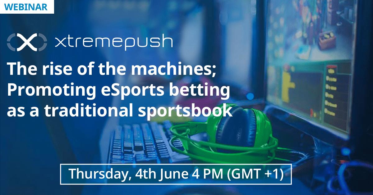 Promoting eSports Betting