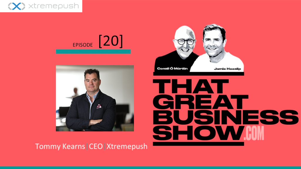That Great Business Show Podcast