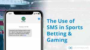 The Use of SMS in Sports Betting & Gaming